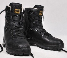 Military Meindl Sawman Boots Bundeswehr Original New Storage State