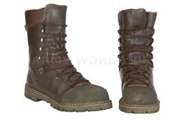 Military Protect Boots Treemme S3 HRO Brown Used