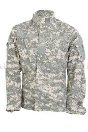Military Shirt US Army ACU AT-DIGITAL Ripstop Original Demobil