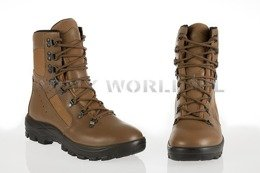 Military Shoes Brown French Foreign Legion Original New