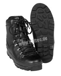 Military Shoes Trekking Boots Bundeswehr Mil-tec New