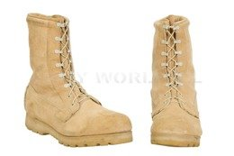 Military Shoes US Army Desert Belleville ICWT Gore-tex Original Perfect Condition
