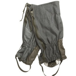 Military Swiss Gaiters Original Used