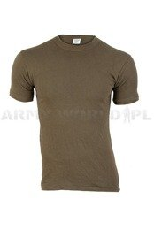 Military T-shirt Bundeswehr Oliv Original Demobil II Quality Set of 10 pieces