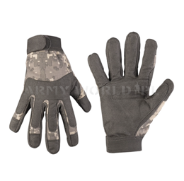 Military Tactical Gloves ARMY GLOVES Paintball ASG ACU Mil-tec New