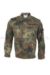 Military Tropical Shirt Kosovo Bundeswehr Original Demobil
