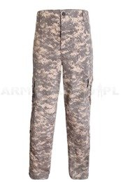 Military Trousers US Army ACU AT-DIGITAL Original New