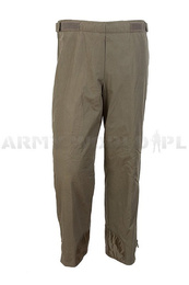Military Trousers warmed With Fur Waterproof Original Demobil