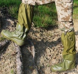 Military Wellingtons Overlays for Shoes Special Forces KSK Bundeswehr Original Demobil