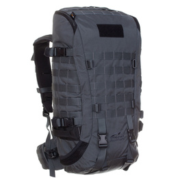Military Wisport ZipperFox Backpack 40 Liters Graphite New