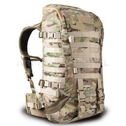 Military Wisport ZipperFox Backpack 40 Liters Multicam New