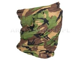 Multifunctional Headgear Buff British Camouflage Used
