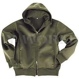 Neoprene Shirt With a Hood Mil-tec Olive New