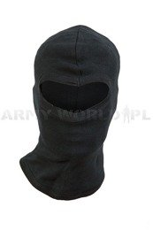 One-hole cotton balaclava Mil-tec New Model Black