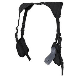 Operational Holster With Suspenders Bilateral Condor Black New