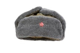 Original Ushanka Cap Russian Military Cap With Star New