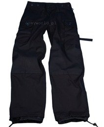 Pants KSK Smock Bundeswehr Special Forces Black Mil-tec New