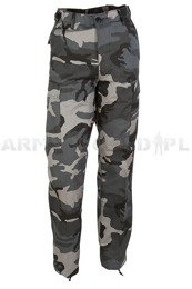 Pants Ranger  BDU DARK CAMO New