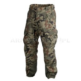 Pants - Soft Shell - LEVEL 5 Ver.II - Helikon-tex -  PL Woodland / Wz.93