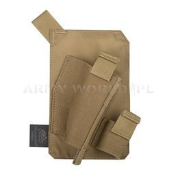 Pistol Holder Insert® - Nylon - Helikon - Tex - Coyote