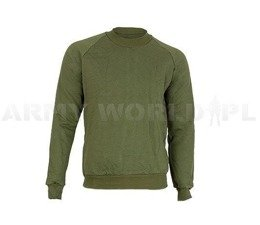 Polish Army Sweatshirt WP Olive Original Used - II Quality
