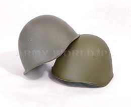 Polish Steel Military Helmet KZWM / HS original Demobil SecondHand