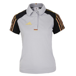 Polo T-shirt Female ADIDAS German National Team Original New