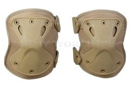 Protective Kneepads HATCH X-TAK 2000 Knee pads Coyote Used