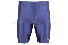 Running Tights Short Men Dutch Army M4 Navy Blue Oryginal Used