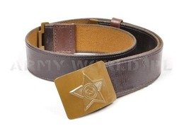 Russian Belt Dark Brown Original Demobil