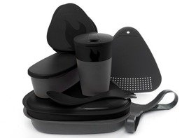 SET OF CONTAINERS MealKit 2,0 Light My Fire BLACK NEW