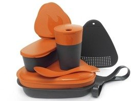 Set of containers MealKit 2,0 Light My Fire ORANGE - NEW