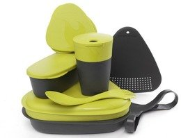 Set of containers MealKit 2,0 Light My Fire bright green- Lime new