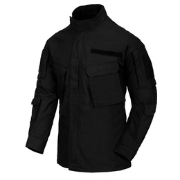 Shirt CPU Black (Combat Patrol Uniform) Helikon-Tex Ripstop New