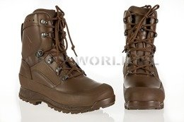 Shoes Haix Military Leather British Boots Combat High Liability Goretex New III Quality