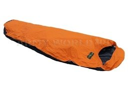 Sleeping Bag Cover CARINTHIA EXPEDITION COVER Gore-Tex Original Orange&Black Demobil