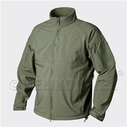 Soft Shell Commander with fleece Oliv Helikon