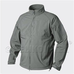 Soft Shell Commander with fleece grey Helikon