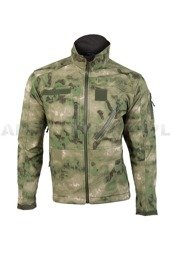 Soft Shell Jacket Waterproof Mil-tec Mil-tacs New
