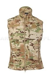 Soft Shell Vest Mil-tec Multicam/Camogrom New