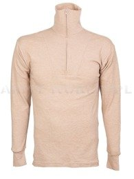 Specialized Undershirt Flame Resistant And Thermoactive Undergarment KERMEL® Orginal Desert New