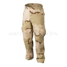 Spodnie BDU Helikon-tex Cotton Ripstop 3 Color
