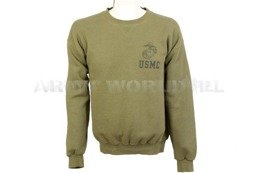 Sport Blouse USMC Olive Original New