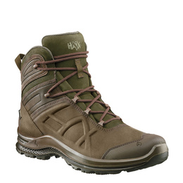 Sport Tactical Shoes Haix® Black Eagle Nature GTX Gore-Tex Mid Art. No. 340016 Brown New