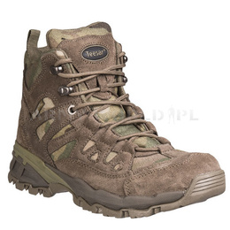 Squad 5 Inch Leather Boots Multicam / Camogrom New