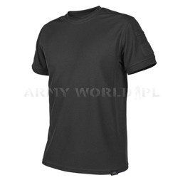 T-Shirt Helikon-Tex Thermoactive TACTICAL - TopCool - Black New
