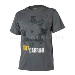 T-shirt Helikon-Tex Bolt Carrier Shadow Grey New