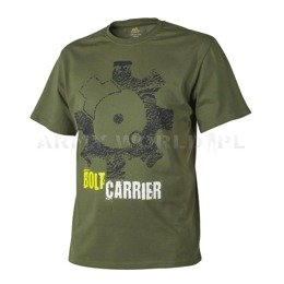T-shirt Helikon-Tex Bolt Carrier U.S. Green New