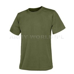 T-shirt Helikon-tex Classic Army U.S. Green New
