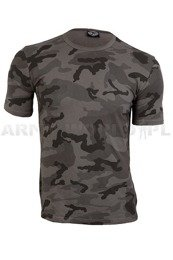 T-shirt  URBAN NET Short sleeves Miltec New